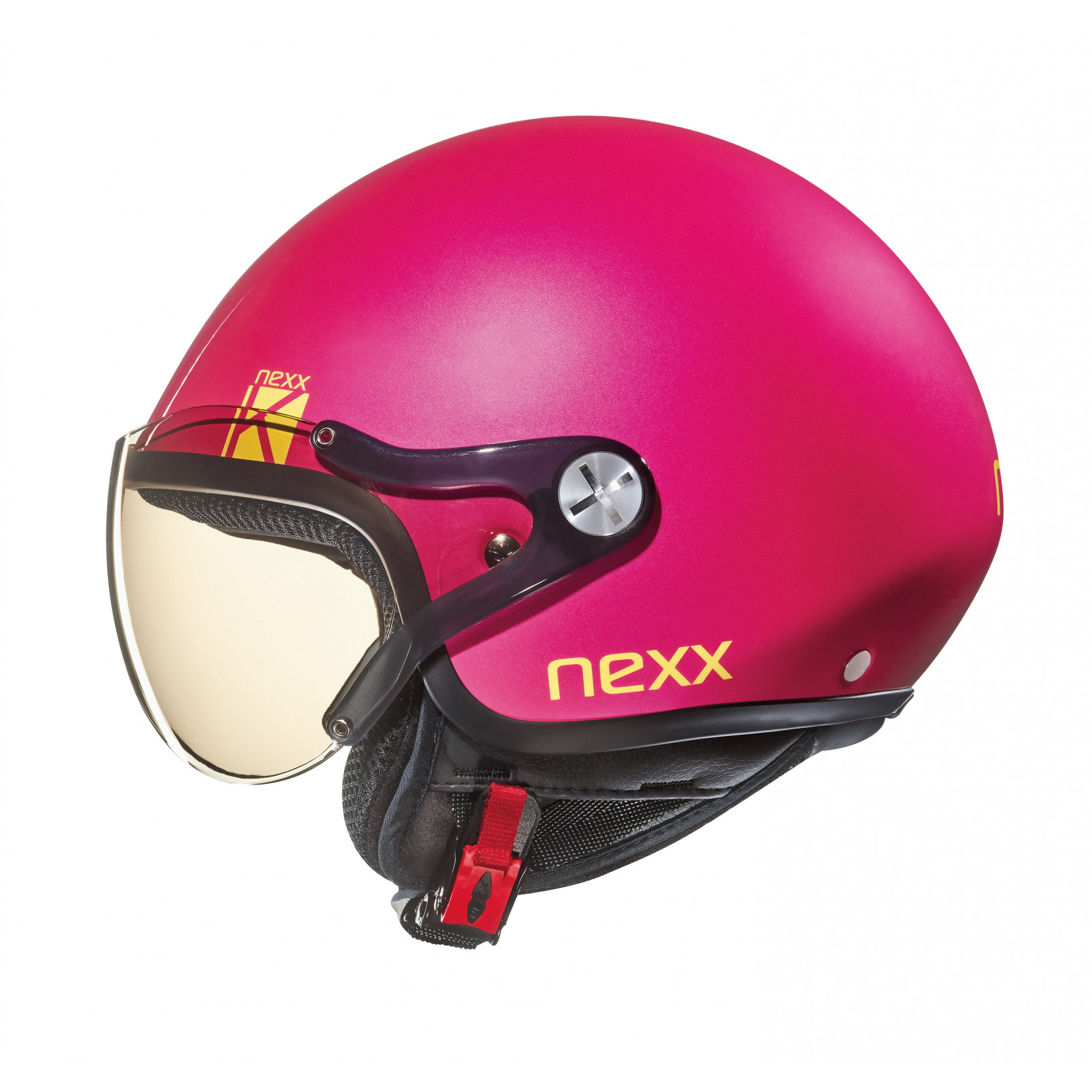 Casque Nexx SX.60 Kid K Rose