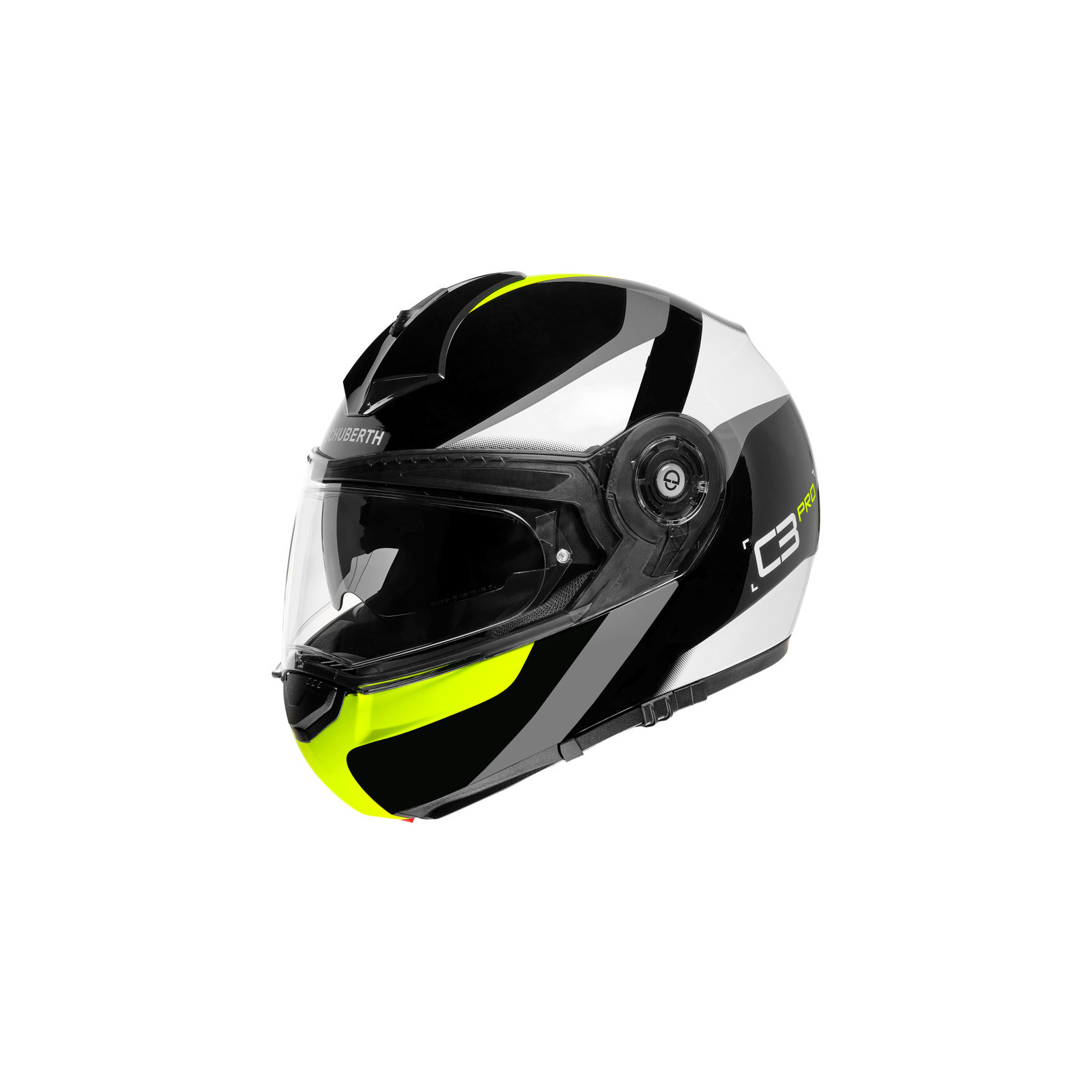 Casque Schuberth C3 Pro Sestante Yellow