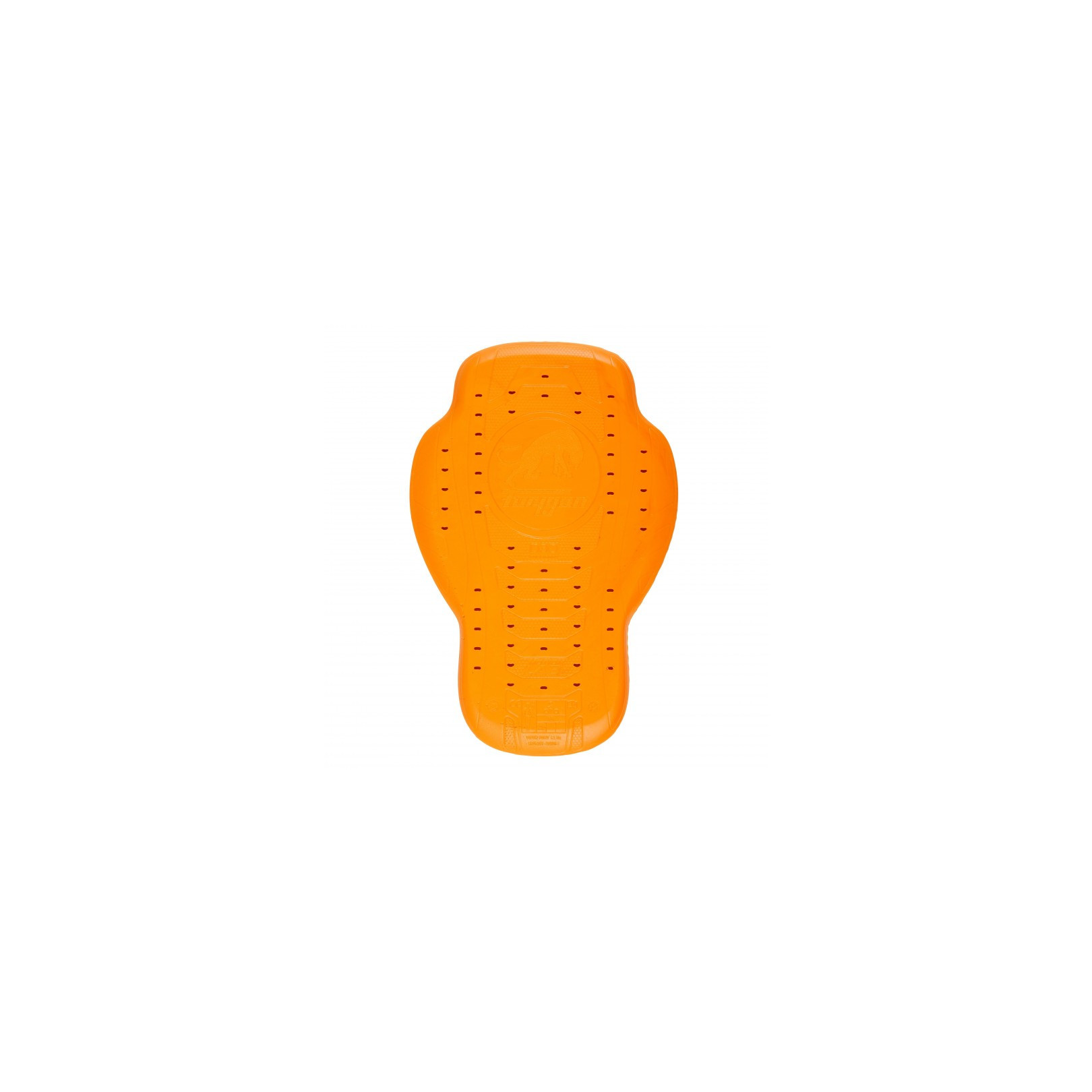 Protection Dorsale Furygan D3O Orange
