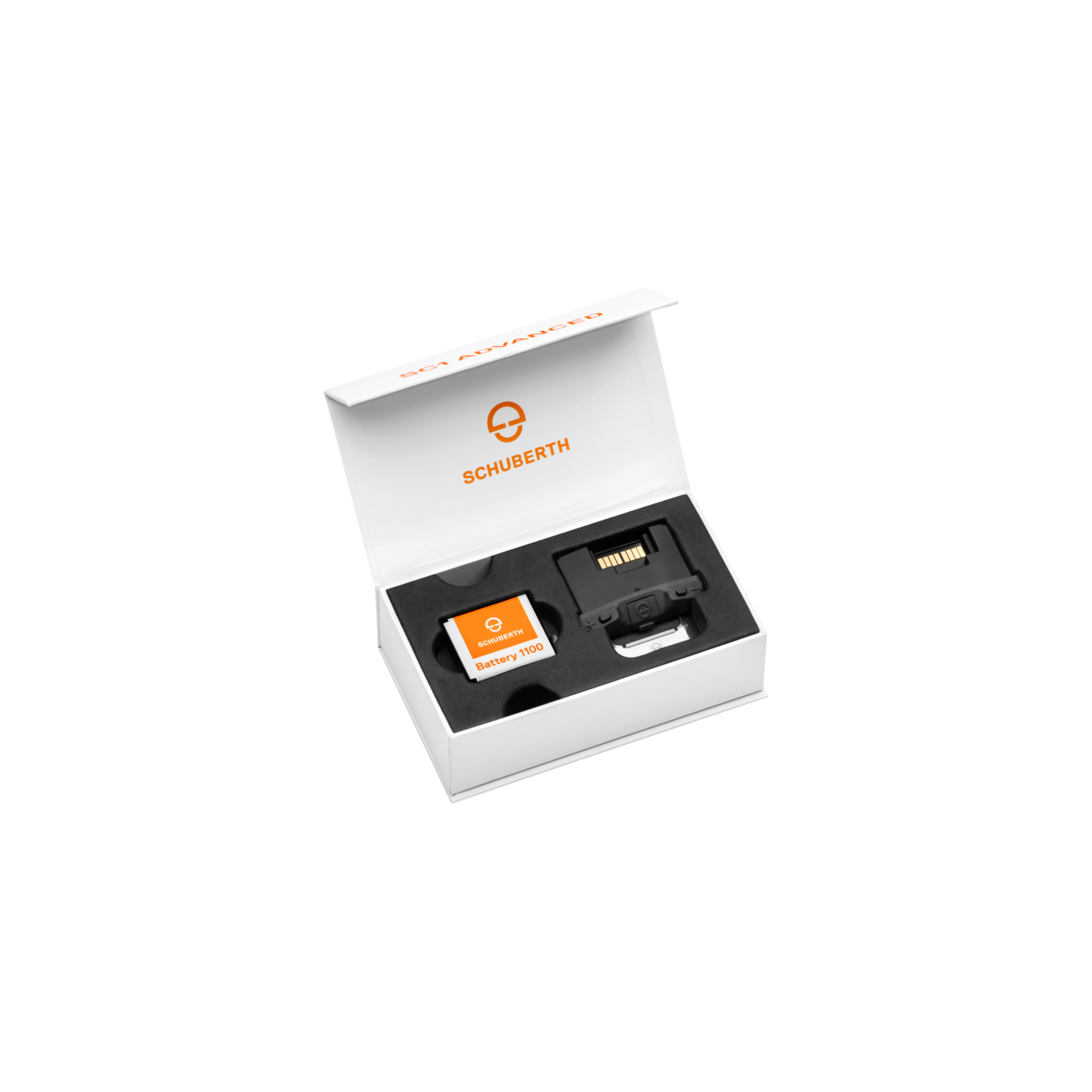 Kit mains libres Schuberth SC1 Advanced