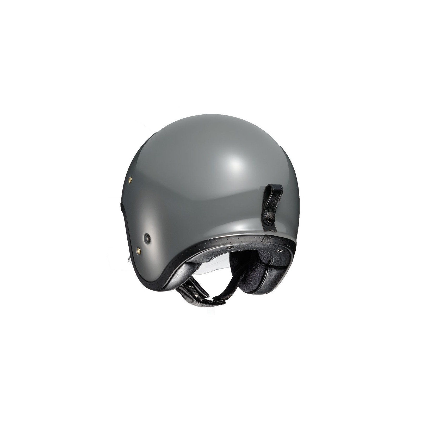 Casque Shoei J.O Rat Grey